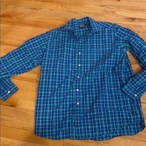 Men's large polo by Ralph Lauren dress shirt